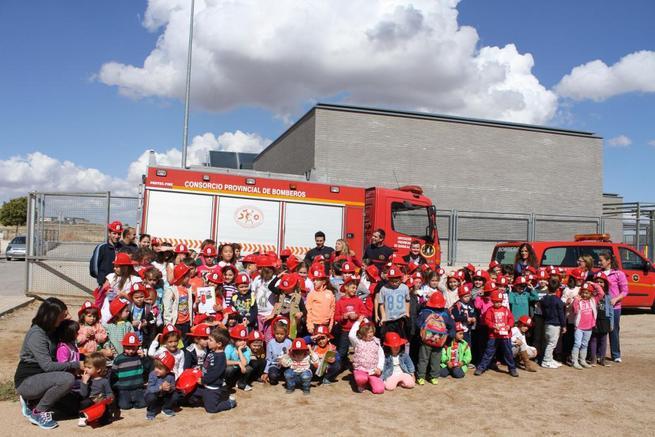 Imagen: Más de 200 personas participan activamente en la VIII Semana de Prevención de Incendios