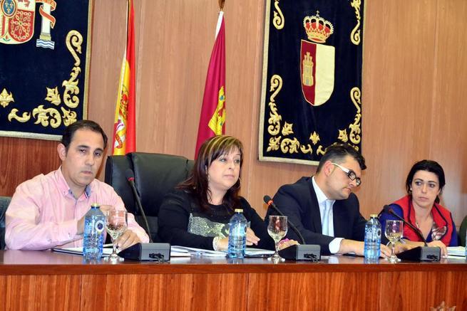 Imagen: La Corporación Municipal de Villarrubia de los Ojos aprobó por  unanimidad una rebaja del 10% del IBI para 2016