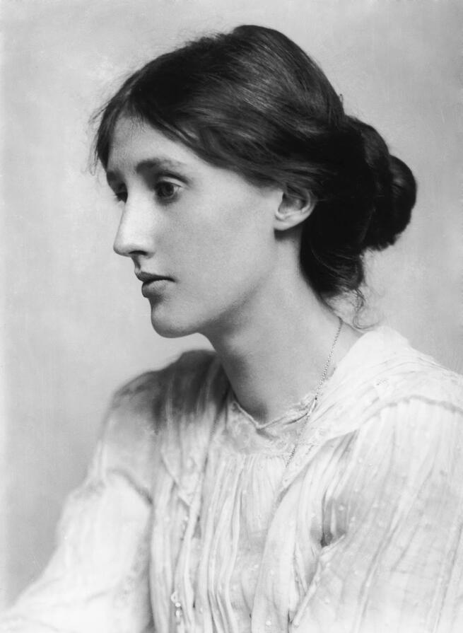 imagen de Virginia Woolf: el punto de inflexión en la Historia de la Literatura femenina