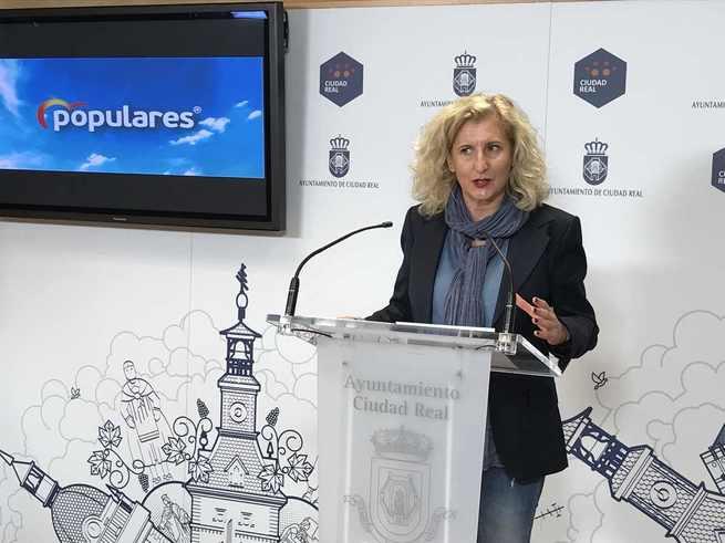 Roncero sobre el anuncio de Pilar Zamora por la compra de 400 hectáreas en el parque de la Atalaya de Ciudad Real mediante puja