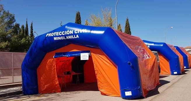 Convocadas las ayudas destinadas a la adquisición de uniformes y medios materiales para las agrupaciones de Protección Civil