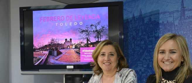 El Ayuntamiento de Toledo organiza en febrero rutas gratuitas, conciertos y un concurso fotográfico enmarcado en 'Toledo Enamora 2019'