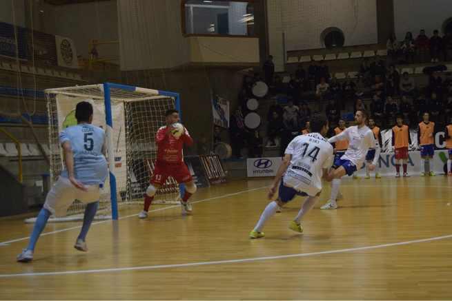 Este sábado partido clave entre el Manzanares FS Quesos El Hidalgo vs Santiago Futsal por un puesto en el play off