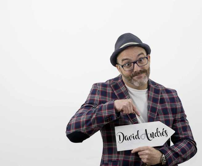 El pregonero de las Fiestas de Carnaval 2019 en Albacete será el humorista David Andrés García