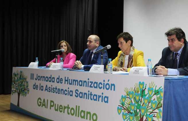 200 profesionales y usuarios se citan en la 3ª Jornada de Humanización de la Gerencia de Atención Integrada de Puertollano