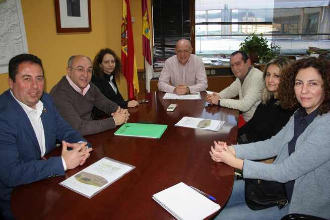 La Junta colaborará con FERDUQUE 2019