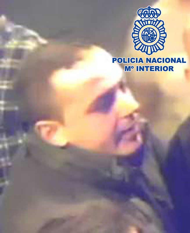 La Policía Nacional solicita la colaboración ciudadana para localizar al presunto autor de un homicidio en Málaga