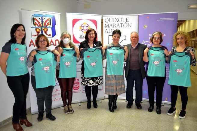 La alcaldesa de Ciudad Real anima a la participación de la 7ª Carrera de la Mujer de Ciudad Real