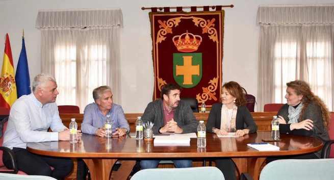 Castilla-La Mancha y el Ayuntamiento de Marchamalo recuperan los Servicios Sociales del municipio