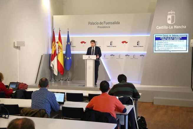 Castilla-La Mancha apuesta por la Sanidad pública y los profesionales que trabajan en ella reforzando así su compromiso