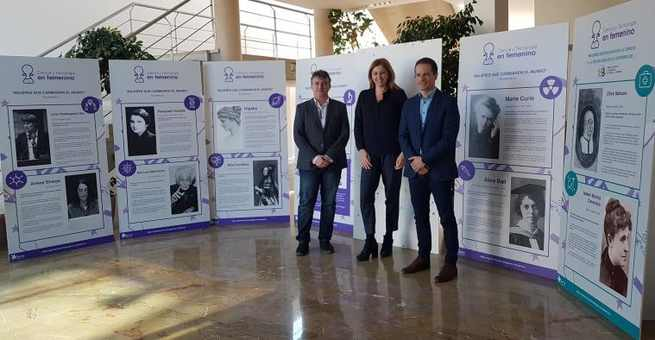 Castilla-La Mancha felicita al Parque Científico y a la UCLM por la calidad de las actividades programadas para el Día de la Mujer y la Niña en la Ciencia