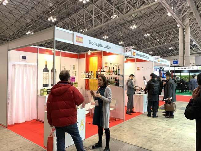 Seis bodegas de Castilla-La Mancha participan en la Supermarket Trade Show, la feria agroalimentaria más reconocida de Japón