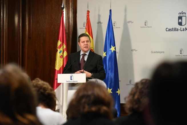 Castilla-La Mancha ha pasado a liderar la recuperación en inversión educativa en España
