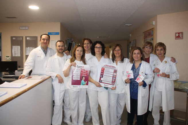 El Hospital de Cuenca se suma al proyecto 'Flebitis Zero' para instaurar prácticas seguras en la inserción de catéteres venosos periféricos