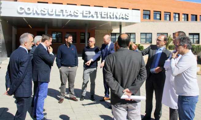 Casi 300 pacientes al año se beneficiarán del PET-TAC móvil que va a poner en marcha el Gobierno de Castilla-La Mancha en el Hospital Mancha Centro