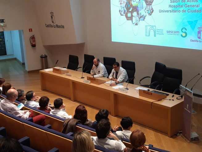 La Gerencia de Ciudad Real consolida una red multidisciplinar con más de 700 miembros para la evaluación de medidas de calidad asistencial