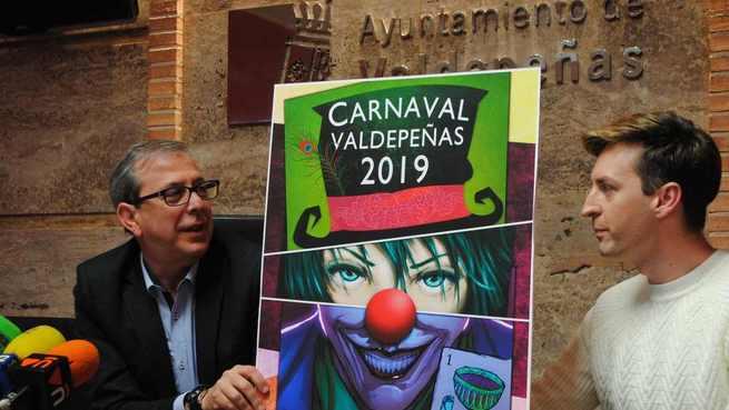 Carnaval de Valdepeñas 2019: Chirigotas, concursos y carpa