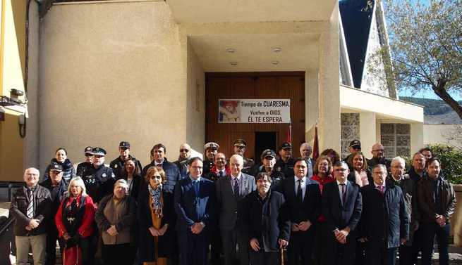 Cuenca recuerda y rinde homenaje a las víctimas de los atentados del 11-M