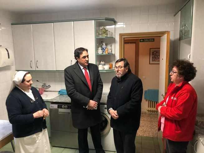 El Ayuntamiento de Cuenca destinó 50.000 euros al albergue municipal de transeúntes con 562 personas atendidas en 2018