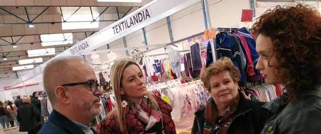 """El concejal de Comercio de Valdepeñas, Elola: """"El sistema comercial de Valdepeñas y la Feria del Stock son un referente"""""""