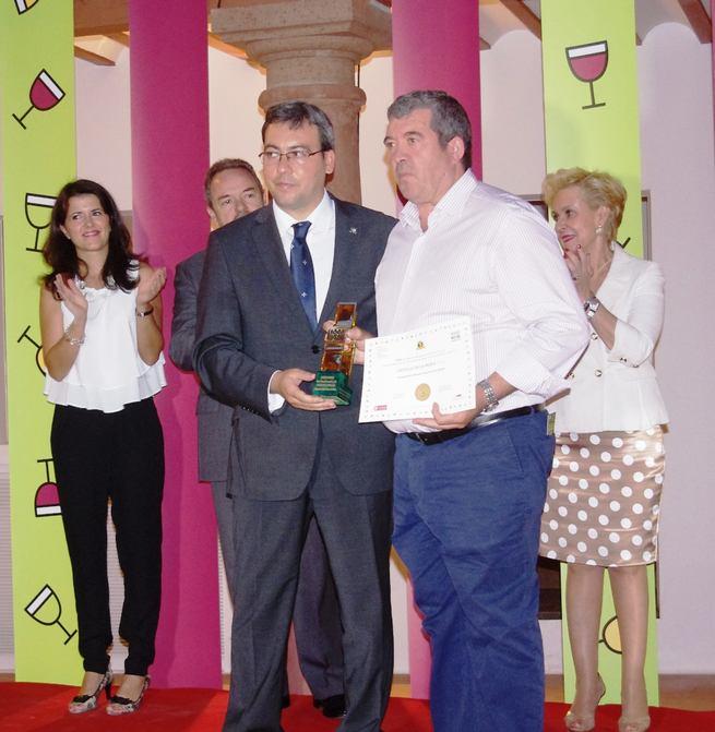 imagen de Entrega de premios del V Concurso Regional de Vinos 'Tierra del Quijote', celebrado en Alcázar de San Juan