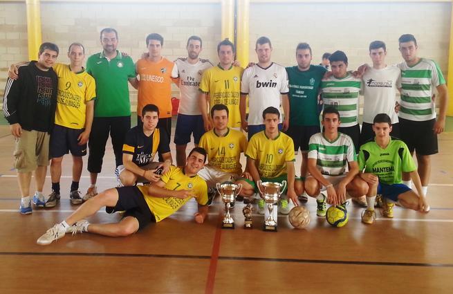 Finalistas Liga Fútbol Sala