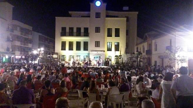 imagen de Respaldo del público en el primer fin de semana del VIII Festival Internacional de las Artes Escénicas de Calzada de Calatrava