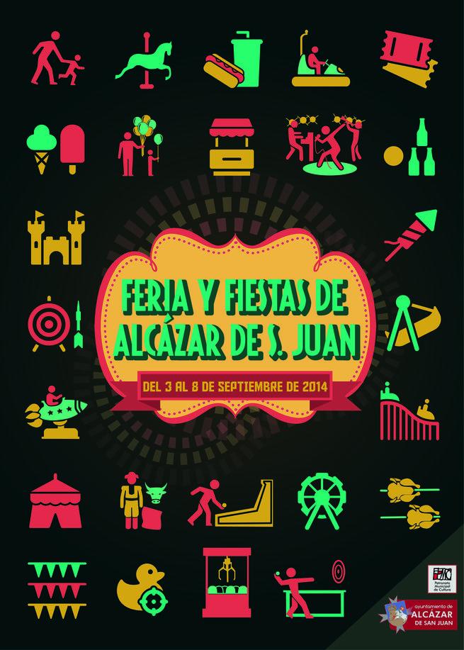 imagen de Alcázar de San Juan ya tiene cartel para sus fiestas patronales de este año