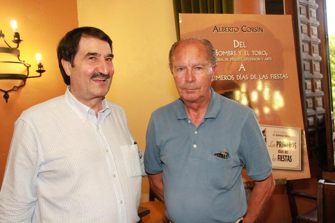 imagen de Alberto Corsín presenta en Sigüenza un libro sobre la historia de la tauromaquia