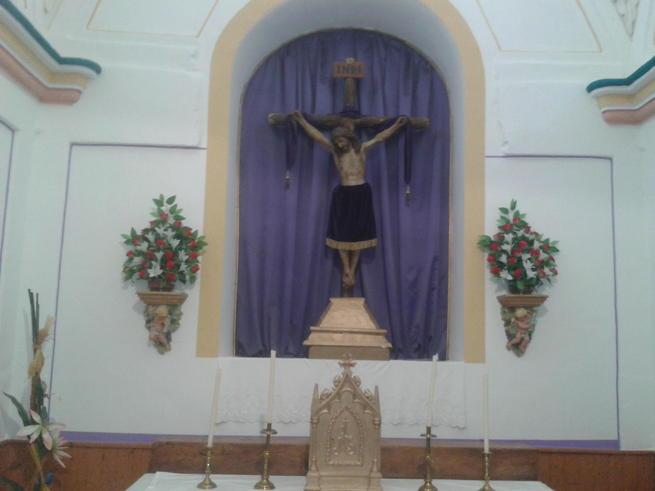 imagen de Casasana se prepara para vivir su fiesta del Cristo de la Tribulación