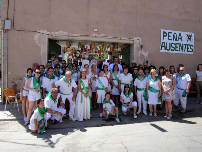 imagen de Día del Ausente, Día del Agricultor, Baile del Vermú... actividades de las fiestas villacañeras