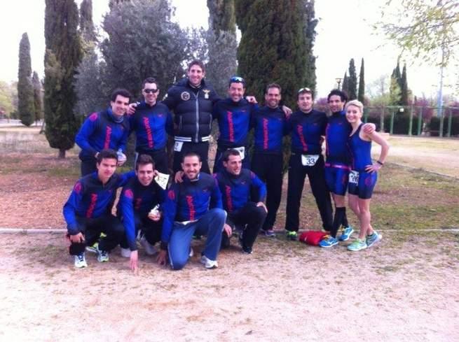 imagen de Ocho manzanareños participaron en el Campeonato Regional de Triatlón de Agramón