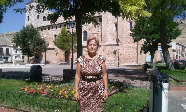 Francisca García, concejal de Cultura