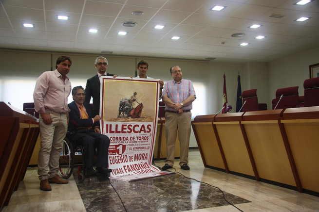 imagen de Illescas presenta la décima corrida de toros a beneficio de los lesionados medulares