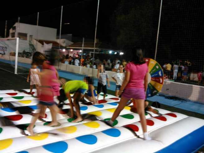 imagen de Medio millar de jóvenes participan en las actividades de ocio en la piscina de Bolaños de Calatrava