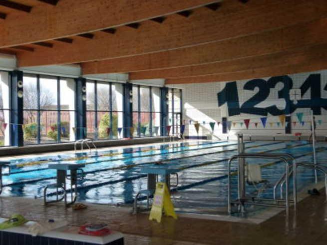 La piscina climatizada de Manzanares acogerá cursos en este invierno