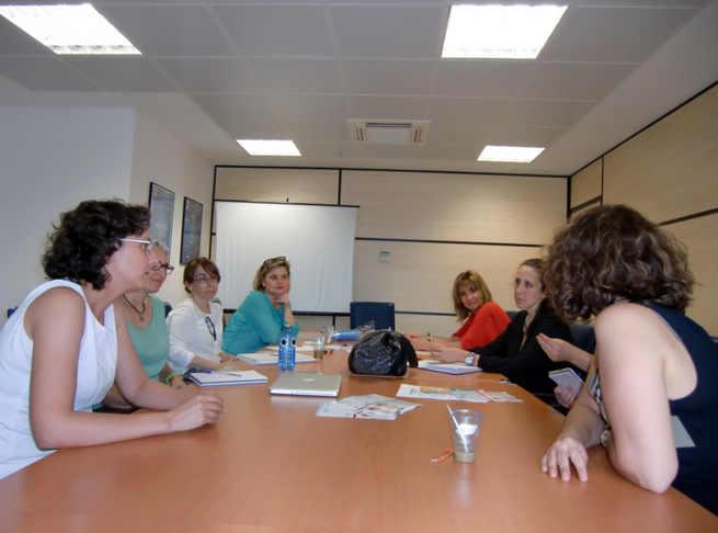 imagen de El área de la mujer de AJE programa actividades para mejorar la conciliación laboral