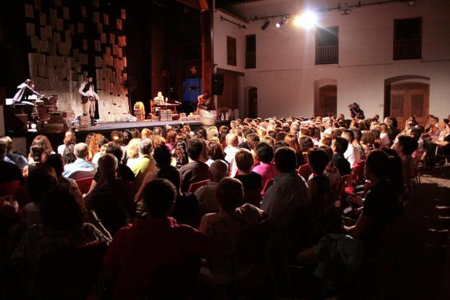 imagen de Aforo completo en el segundo fin de semana del IV Festival 'Patio de Comedias' de Torralba de Calatrava