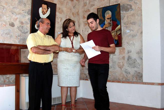 imagen de El pintor daimieleño Pedro Martín Consuegra expone en el Museo Etnográfico de Villarrubia de los Ojos