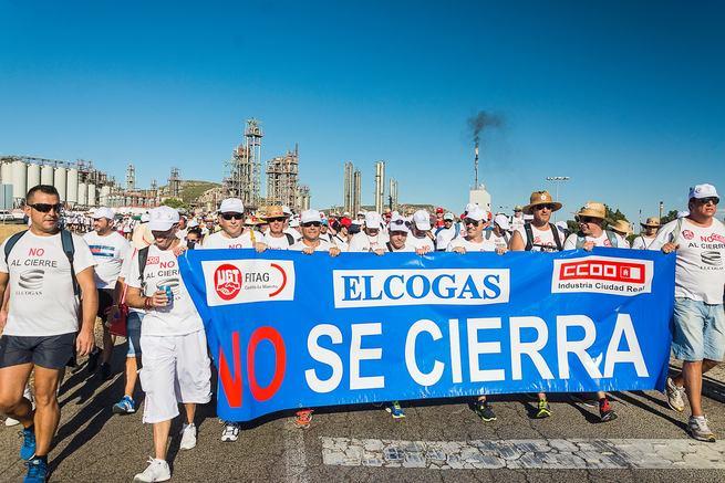 imagen de  Las federaciones de UGT y CCOO valoran positivamente el encuentro con la empresa Elcogas