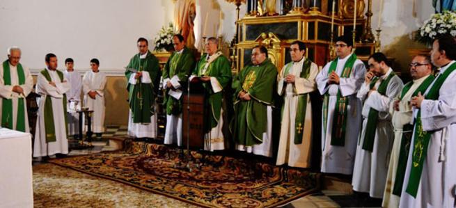 imagen de El Sr. Arzobispo presidió la toma de posesión del párroco de Tembleque