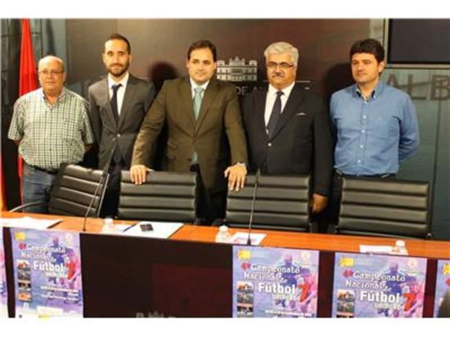 imagen de Albacete acoge por cuarto año consecutivo el Campeonato Nacional de Fútbol 7 Unificado, para personas con discapacidad intelectual