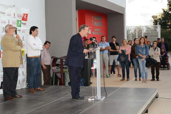 imagen de Pozuelo reforma y aumenta sus instalaciones deportivas con varios planes de la Diputación
