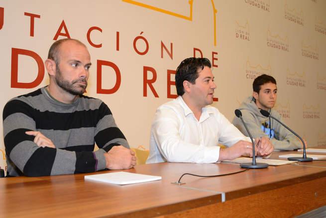 imagen de La Diputación de Ciudad Real destina 55.000 euros a ayudar con becas a los deportistas de la provincia