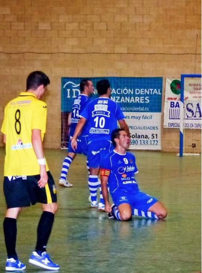 imagen de Omar, Pepe y Juanvi, convocados con la selección de Castilla-La Mancha