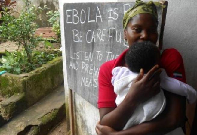 imagen de Save the Children pide al Gobierno que movilice urgentemente recursos financieros y militares para la crisis del ébola