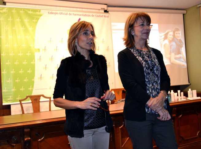 imagen de El Colegio de Farmacéuticos de Ciudad Real ofreció una charla sobre las novedades en el tratamiento del acné