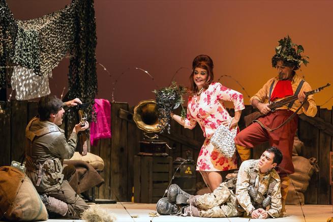 imagen de Pic-Nic en el campo de batalla el próximo Viernes 14 en Teatro de La Sensación