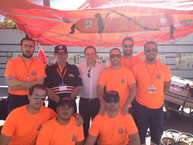 imagen de Protección Civil Ciudad Real participa  en el encuentro regional de agrupaciones celebrado en Albacete
