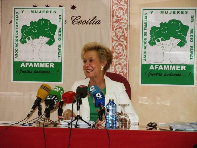 imagen de AFAMMER Día Internacional de la Mujer Rural
